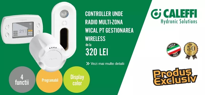 cap robineti control wireless