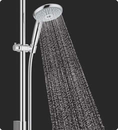 set dus grohe rainshower clasic